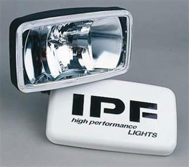Information about ARB ARB868CS IPF 7 Inch Rectangular 55 Watt Fog Lamps